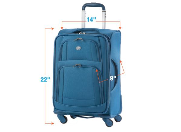 Luggage: What to look for when you shop