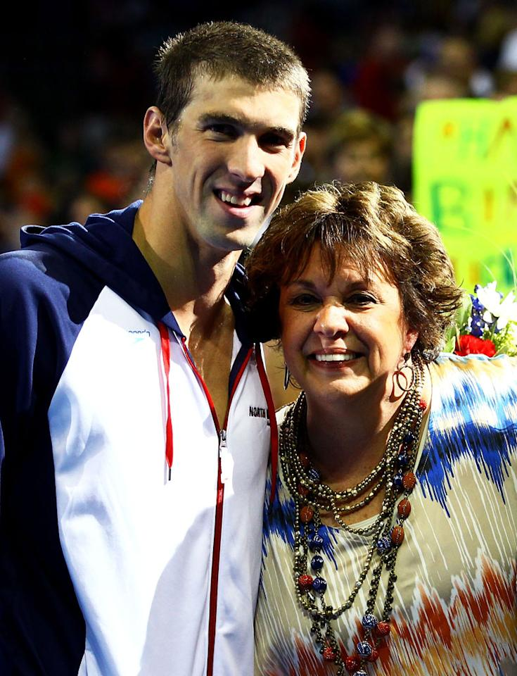 """<p><b>5. """"Retired at 27""""</b><br> We're not convinced that Michael Phelps is actually done with competing as an Olympic swimmer, but since he seems hell-bent on perpetuating that story, we might as well follow the guy as he sits around trying to figure out what to do with the rest of his life now that he has gobs of money and nothing but time on his hands. And maybe since his mom, Debbie, has her heart set on going to Rio, there could be a special segment in each show where she visits fabulous swimming pools around the globe.</p>"""