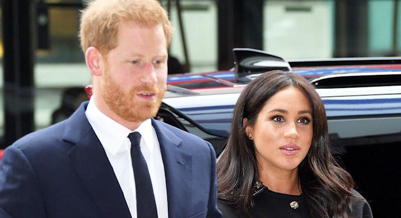 What Prince Harry's New Trip Means for the Arrival of Baby Sussex