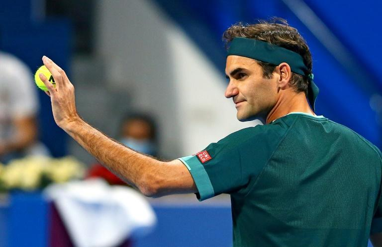 Roger Federer is preparing for the 'extra challenge' of a new generation of top players