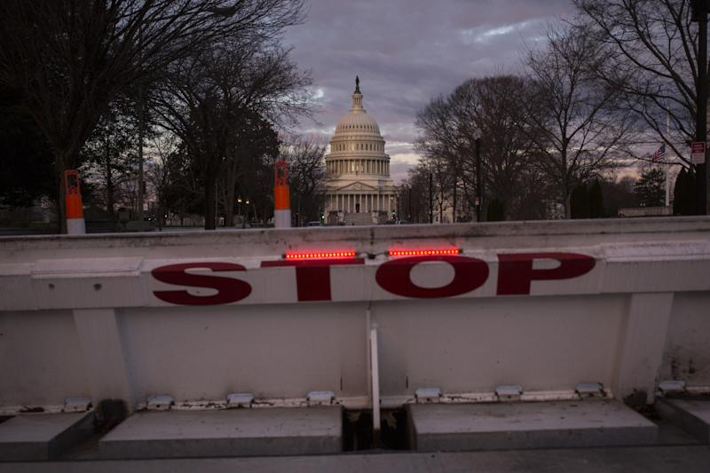Divided Congress's First Task: Tussle With Trump Over Shutdown