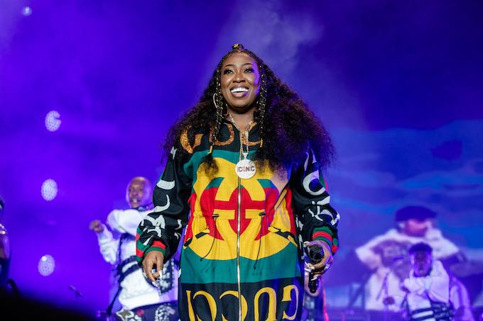 Missy Elliott Becomes First Female Rapper Inducted Into Songwriters Hall Of Fame