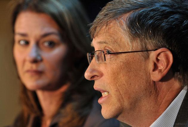 <p>Bill and Melinda Gates have announced that they will end their marriage</p> (Getty Images)