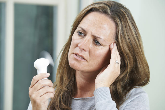 The average age for a woman to go through the menopause is 51. [Photo: Getty]