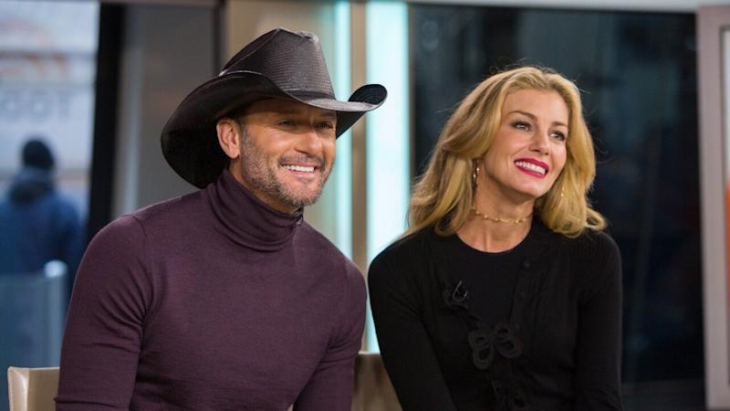 Tim McGraw and Faith Hill Celebrate 23rd Wedding Anniversary With Sweet Tributes