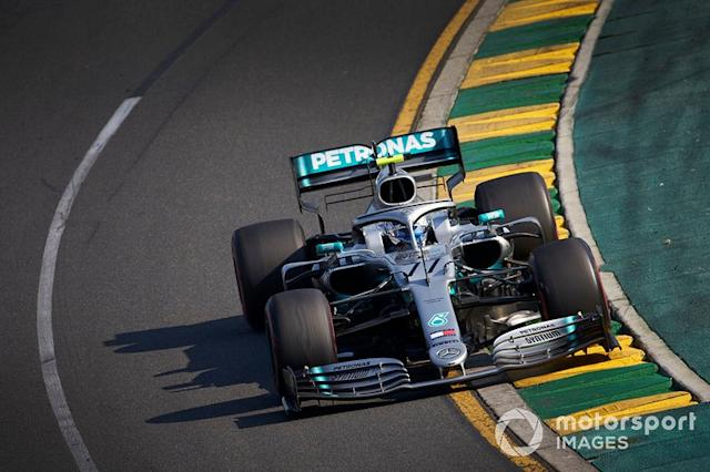 "Melbourne: Valtteri Bottas (Mercedes) <span class=""copyright"">Steve Etherington / LAT Images</span>"