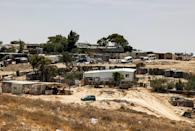 The Bedouin belong to the community of Israeli Arabs, descendants of the Palestinians who remained on their land when Israel was founded in 1948