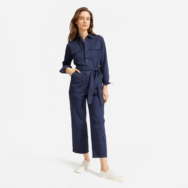 The Modern Utility Jumpsuit