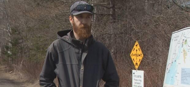 Mike Lancaser, co-ordinator of the Healthy Forest Coalition, says the changes to the bill mean it will not be as strong as it needs to be. (CBC - image credit)