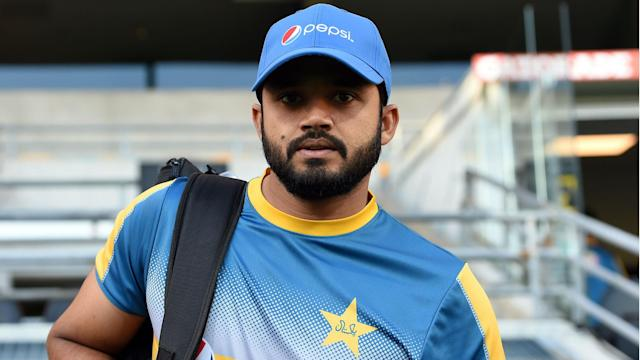 Kamran Akmal made way for his younger brother Umar in Pakistan's Champions Trophy squad, with Azhar Ali given another chance.