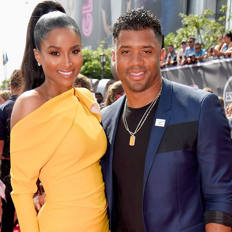 Ciara and Russell Wilson Were the ESPYs' Best-Dressed Couple