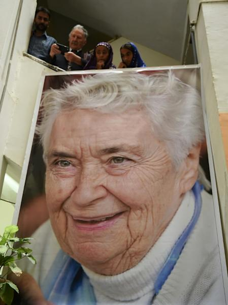 Pfau, who died at the age of 87 on August 10 was known locally as Pakistan's Mother Teresa