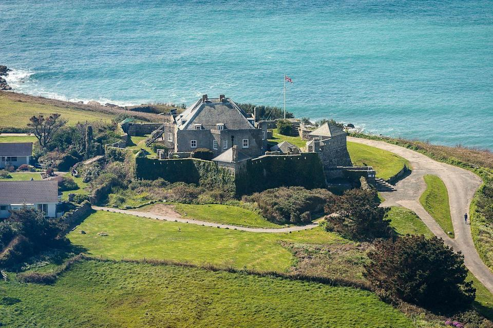 """<p>Located on the largest of the Isles of Scilly, St Mary's, this is best hotel in Cornwall if you're after something unusual and packed with history. Built in the 16th century and in the shape of an eight-pointed star, the aptly named <a href=""""https://go.redirectingat.com?id=127X1599956&url=https%3A%2F%2Fwww.booking.com%2Fhotel%2Fgb%2Fstar-castle.en-gb.html%3Faid%3D2070929%26label%3Dsynd-cornwall-hotels&sref=https%3A%2F%2Fwww.redonline.co.uk%2Ftravel%2Finspiration%2Fg35836742%2Fbest-hotels-in-cornwall-1%2F"""" rel=""""nofollow noopener"""" target=""""_blank"""" data-ylk=""""slk:Star Hotel"""" class=""""link rapid-noclick-resp"""">Star Hotel</a> is still fully intact.</p><p>Here, you'll find a cosy bar that was once the dungeon and a restaurant that housed the officer's mess. The hotel is known for its dining, so if you like seafood, you'll want to head for the Conservatory, while meat-lovers should book a table at the Castle. Owner Robert Francis planted his own vineyard in 2009, so expect his best vintage yet if you're visiting in 2021.</p><p><a class=""""link rapid-noclick-resp"""" href=""""https://go.redirectingat.com?id=127X1599956&url=https%3A%2F%2Fwww.booking.com%2Fhotel%2Fgb%2Fstar-castle.en-gb.html%3Faid%3D2070929%26label%3Dsynd-cornwall-hotels&sref=https%3A%2F%2Fwww.redonline.co.uk%2Ftravel%2Finspiration%2Fg35836742%2Fbest-hotels-in-cornwall-1%2F"""" rel=""""nofollow noopener"""" target=""""_blank"""" data-ylk=""""slk:CHECK AVAILABILITY"""">CHECK AVAILABILITY</a></p>"""