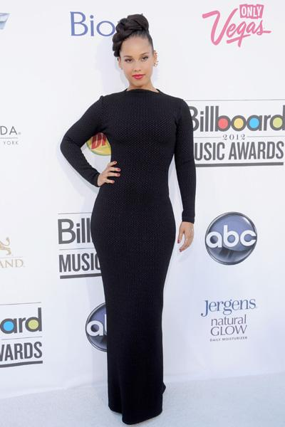 Alicia Keys  (Photo by Gregg DeGuire/WireImage)
