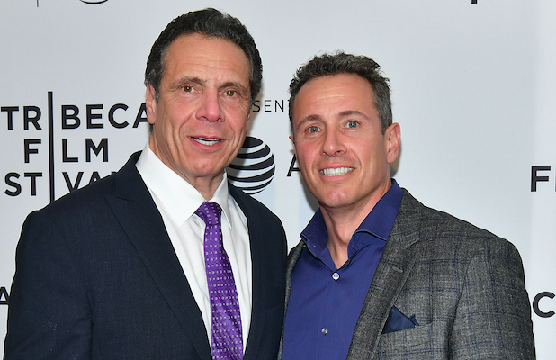 CNN's Chris Cuomo on Ethics of Interviewing Brother Gov. Cuomo: 'It Will Never Be Seen as Fair' (Video)