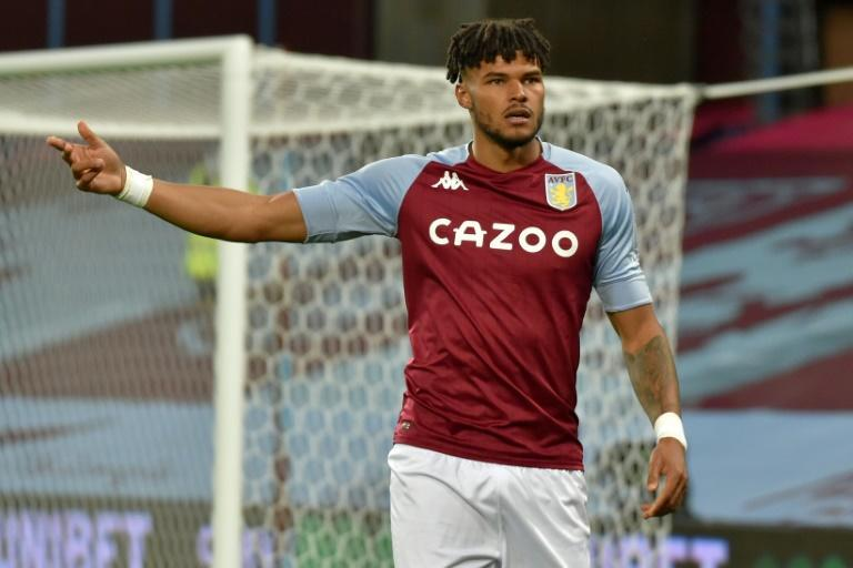 Aston Villa and England defender Tyrone Mings