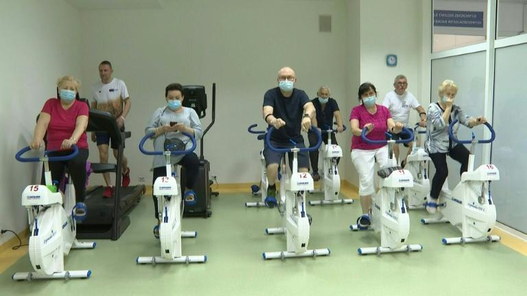 Covid rehab centre in Poland offers insight into long-term symptoms