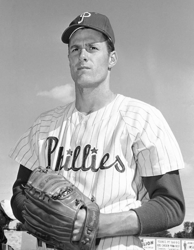 <p>Dallas Green (1934-2017): Legendary Major League player, executive and manager, who led the Philadelphia Phillies to the 1980 World Series title. </p>