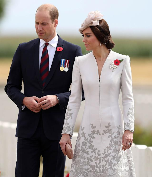 Why Kate Middleton Wears A Wedding Ring But Prince William