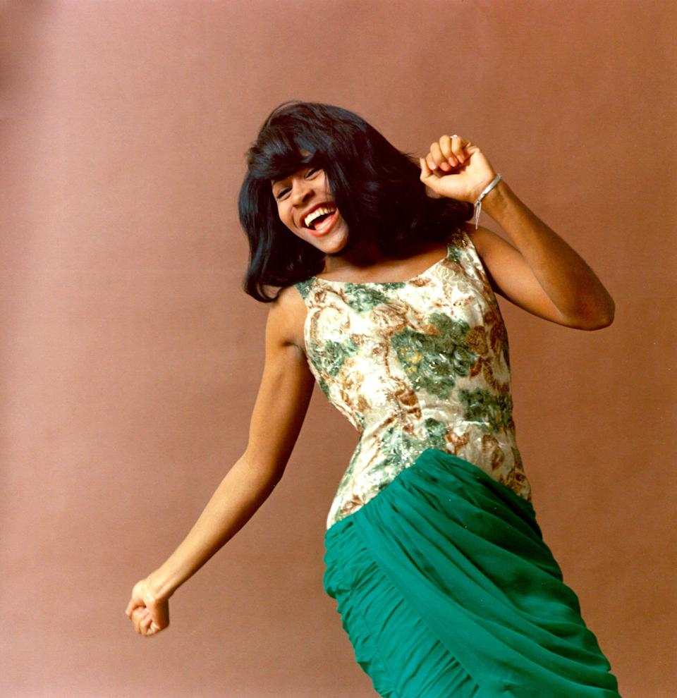 """<p>Born in 1939, legendary singer Tina Turner (born Anna Mae Bullock) has been creating music since the late 1950s. First with her then-husband Ike Turner, topping charts with big hits like """"Proud Mary,"""" and then later soared to new heights in her solo career with iconic songs like """"Private Dancer"""" and """"The Best."""" Her early career and <a href=""""https://www.biography.com/news/tina-turner-ike-relationship"""" rel=""""nofollow noopener"""" target=""""_blank"""" data-ylk=""""slk:infamously abusive relationship with Ike"""" class=""""link rapid-noclick-resp"""">infamously abusive relationship with Ike</a> is chronicled in the movie <a href=""""https://www.amazon.com/Whats-Love-Got-Angela-Bassett/dp/B003SHYW4C?tag=syn-yahoo-20&ascsubtag=%5Bartid%7C10070.g.37653648%5Bsrc%7Cyahoo-us"""" rel=""""nofollow noopener"""" target=""""_blank"""" data-ylk=""""slk:What's Love Got to Do With It"""" class=""""link rapid-noclick-resp""""><em>What's Love Got to Do With It</em> </a>(also the title of one of her most famous songs). She's such a legend that she even has a Broadway musical based on her life, <em><a href=""""https://tinaonbroadway.com/"""" rel=""""nofollow noopener"""" target=""""_blank"""" data-ylk=""""slk:Tina: The Tina Turner Musical"""" class=""""link rapid-noclick-resp"""">Tina: The Tina Turner Musical</a></em>, which reopens this fall. Take a look back at her epic seven-decade career and see why she's simply the best. </p>"""
