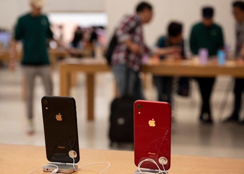 Apple's US iPhones can all be made outside of China if needed