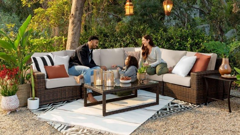 Yardbird uses ocean plastics to create gorgeous new outdoor furniture for your home.