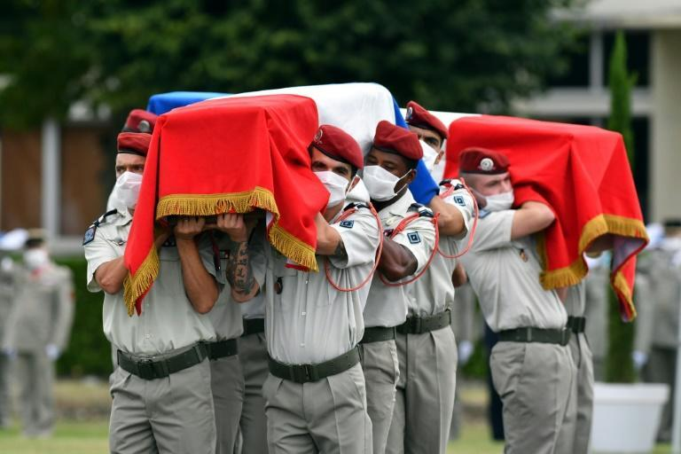 45 French soldiers have died since the country first intervened in Mali in 2013