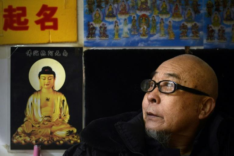 Beijing fortune-teller Mao Shandong offers Chinese parents an auspicious name for their newborn but he faces competition from tech-savvy entrepreneurs who have turned the ancient tradition into a lucrative online business