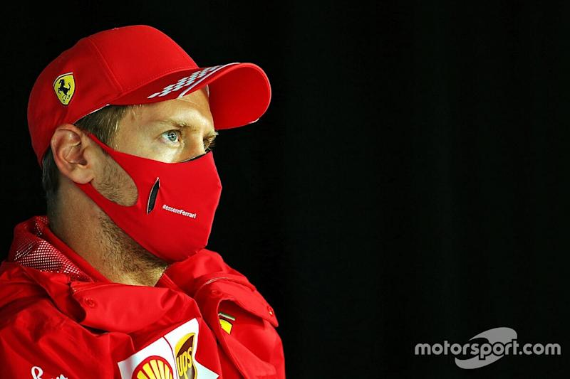 Formula One: British GP weekend 'can't get much worse', says Vettel