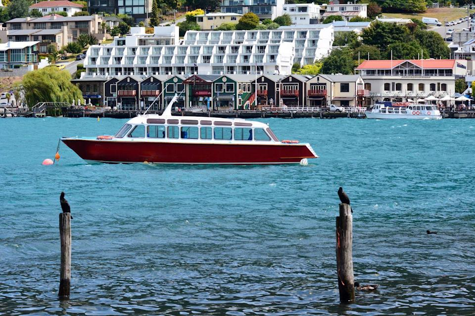 """<p><strong>Queenstown, New Zealand</strong></p><p>Seeing virtually every part of New Zealand should be on your bucket list, but Queenstown, on the end of the south island, is one of the most beautiful and exciting places to visit in the country. It's an easy flight from Auckland and close to Milford Sound, which has been called the Eighth Wonder of the World. Depending on what time of year you visit, you can ski or partake in adventure tourism activities like whitewater rafting and bungee jumping. If you're a <em>Lord of the Rings</em> enthusiast, the nearby town of Glenorchy was used as a stand-in for Middle Earth in several of the films.</p><span class=""""copyright"""">Photo: Chameleons Eye / REX Shutterstock. </span>"""