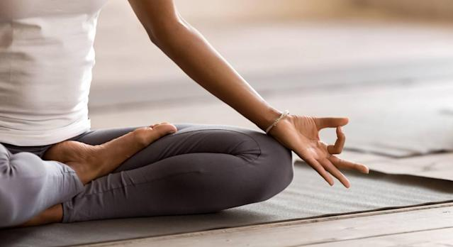 The best yoga mats for at-home practice. (Getty Images)