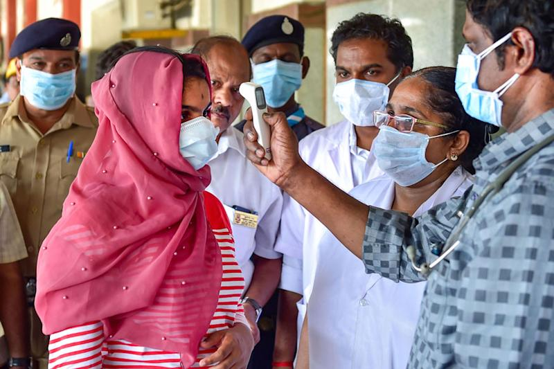 Jaipur Tops Chart With 221 Coronavirus Cases in Rajasthan