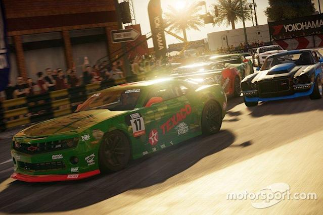 """GRID (PC, PS4 et Xbox One) <span class=""""copyright"""">Codemasters </span>"""