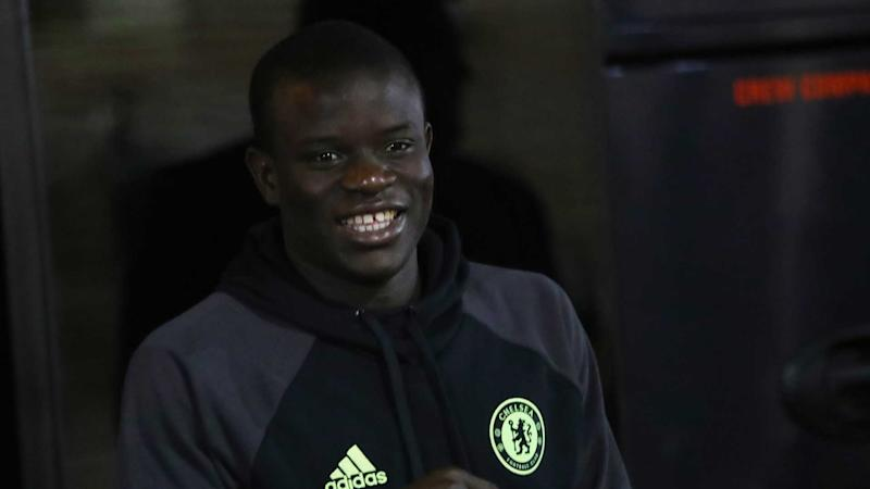 A lifetime of being ignored, now is classy N'Golo Kante's time to shine