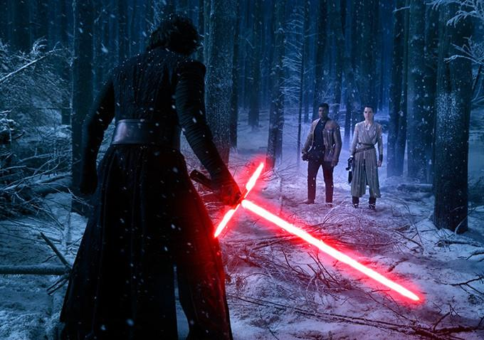 Disney's looking to create REAL lightsaber technology for Star Wars Land, and we'll be first in line