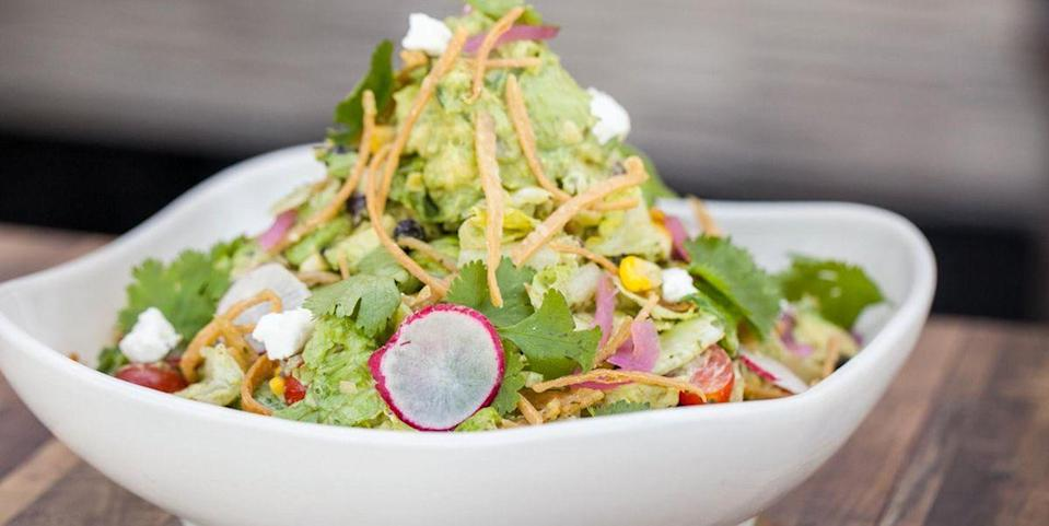 The Cheesecake Factory Shared A Recipe For Its Famous California Guacamole Salad
