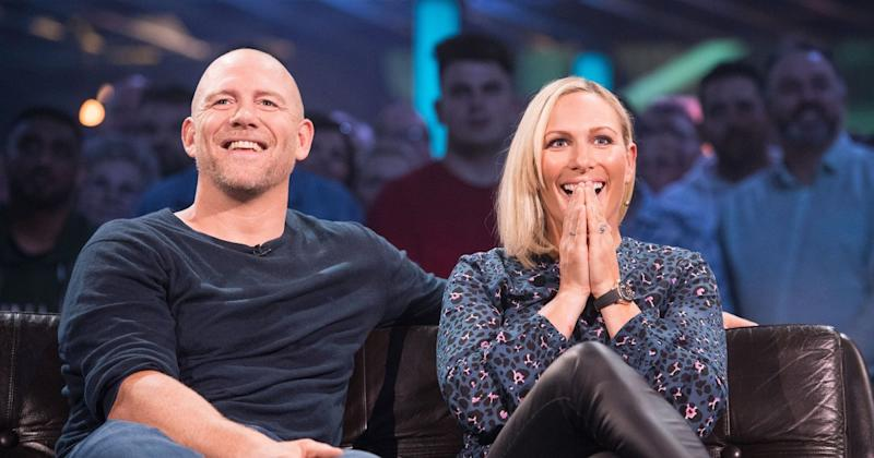 Queen's Grandson-in-Law Mike Tindall Reveals His Cute (and Unexpected!) Nickname for Wife Zara