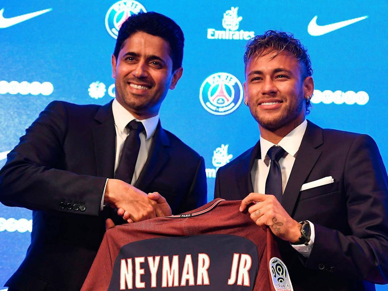 Neymar, an 'out of control' market and why Philippe Coutinho and Virgil van Dijk could both still get their moves