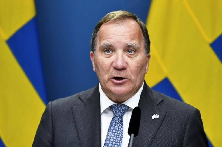 Prime Minister Stefan Lofven has to decide to call fresh elections or to resign
