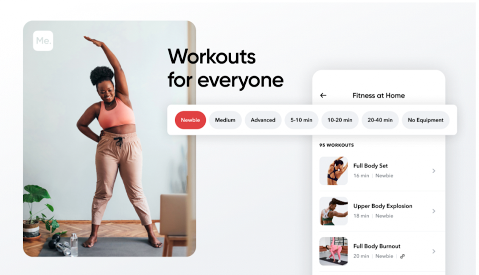 Comprehensive workouts