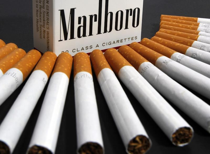 Philip Morris misses 3Q profit forecasts