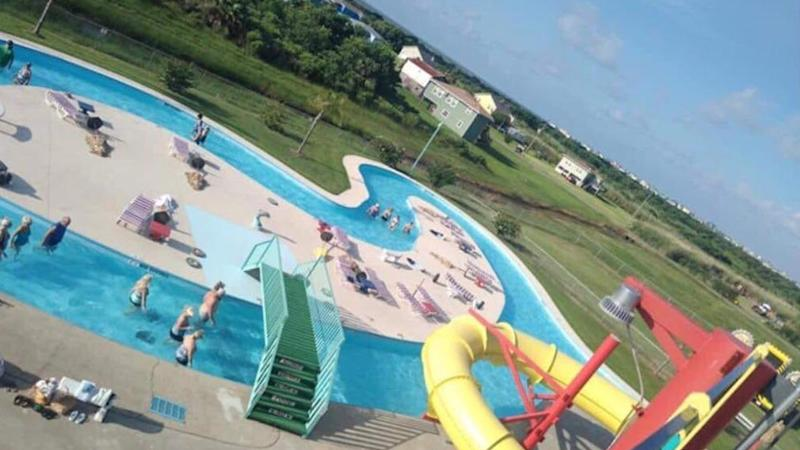 Fun Town Water Park where the incident the boy was sucked into a drain. Source: Fun Town Facebook