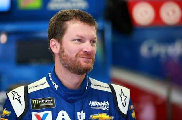 Earnhardt Jr. is currently 21st in the points standings. (Getty)