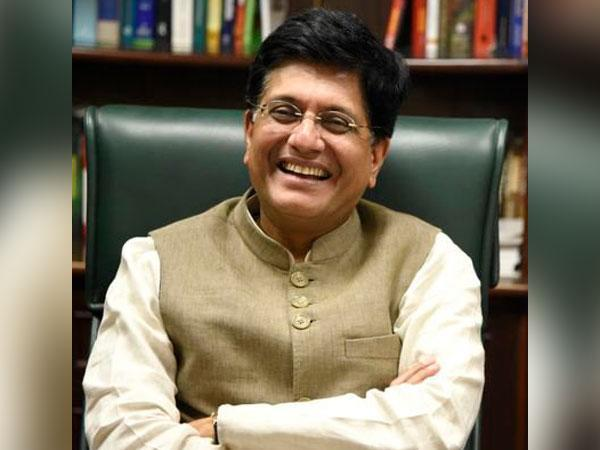 Union Minister of Commerce and Industry, Piyush Goyal (Photo/Twitter)