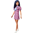 "<p><strong>Barbie</strong></p><p>amazon.com</p><p><strong>$7.94</strong></p><p><a href=""https://www.amazon.com/dp/B07ZPQ958G?tag=syn-yahoo-20&ascsubtag=%5Bartid%7C10055.g.33609399%5Bsrc%7Cyahoo-us"" rel=""nofollow noopener"" target=""_blank"" data-ylk=""slk:Shop Now"" class=""link rapid-noclick-resp"">Shop Now</a></p><p>With the fun outfit, blue hair, and glitter lipstick, this is definitely one of the coolest Barbie dolls we've seen. If you have a Barbie lover at home, the <a href=""https://www.amazon.com/Barbie-Fashionista/s?k=Barbie+Fashionista&tag=syn-yahoo-20&ascsubtag=%5Bartid%7C10055.g.33609399%5Bsrc%7Cyahoo-us"" rel=""nofollow noopener"" target=""_blank"" data-ylk=""slk:whole line of Fashionistas dolls"" class=""link rapid-noclick-resp"">whole line of Fashionistas dolls</a> is worth checking out. </p>"