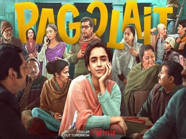 Poster of 'Pagglait' (Image source: Instagram)