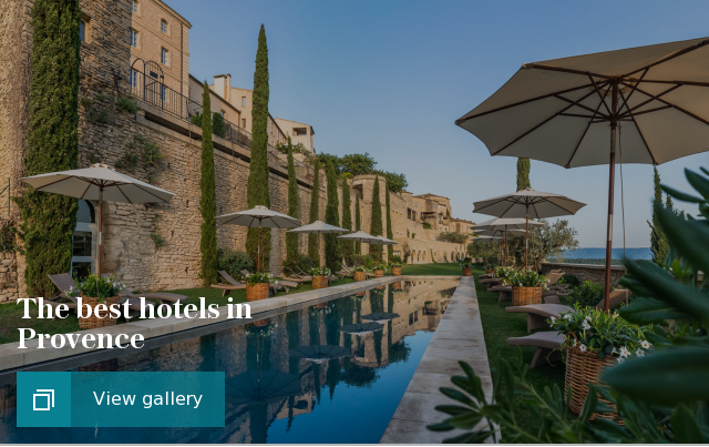 The best hotels in Provence