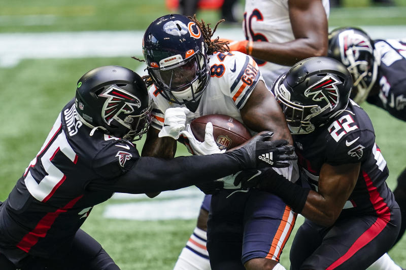 Bears 30, Falcons 26: Nick Foles saves the day, Bears improve to 3-0