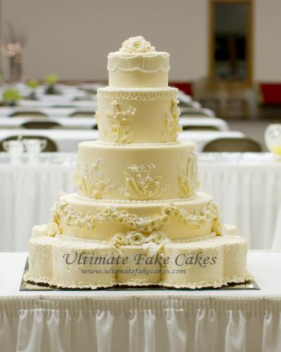 fake wedding cakes for sale that cake wedding trend will save you 1 000 or more 3997