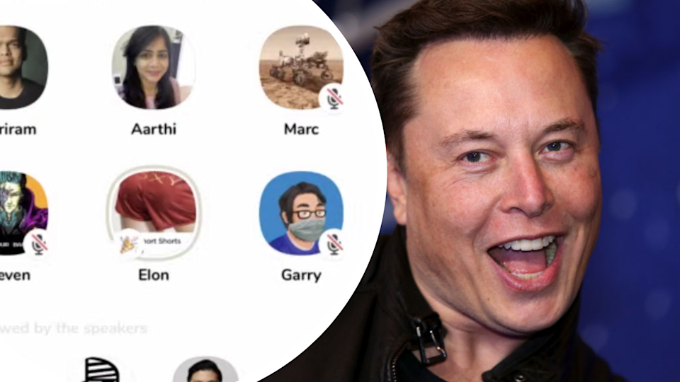 Inside the $1.3bn invite-only app Elon Musk loves: Clubhouse. Source: Getty/Clubhouse